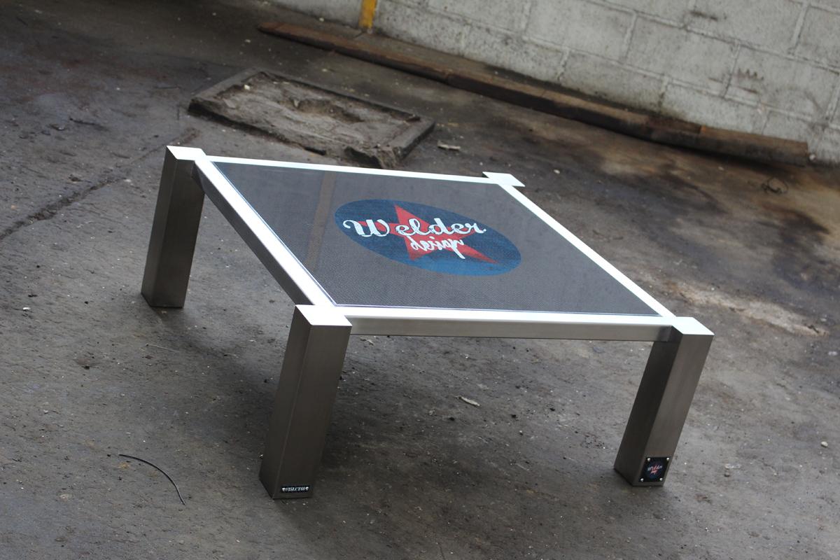 Welder design meubles d 39 exceptions - Table basse haut de gamme ...